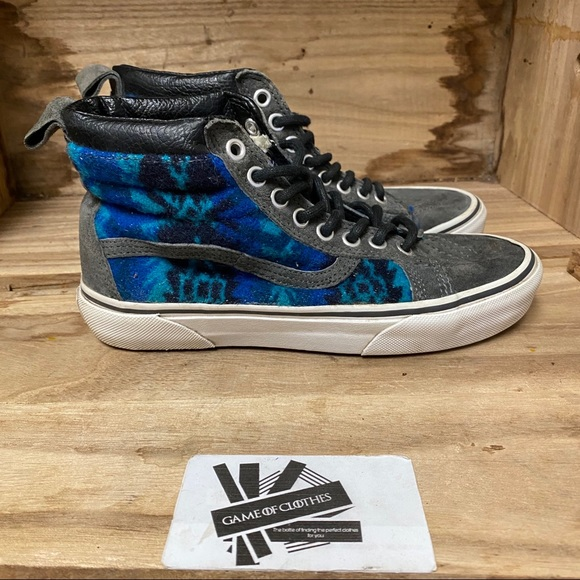 Vans Shoes | And Pendleton